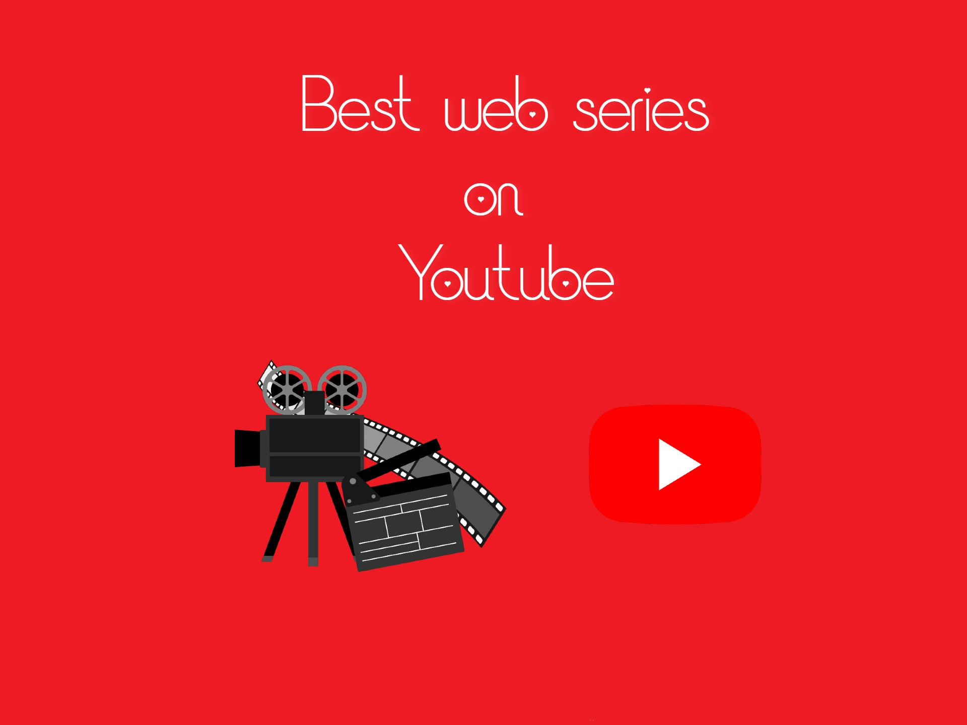 Best web series on youtube