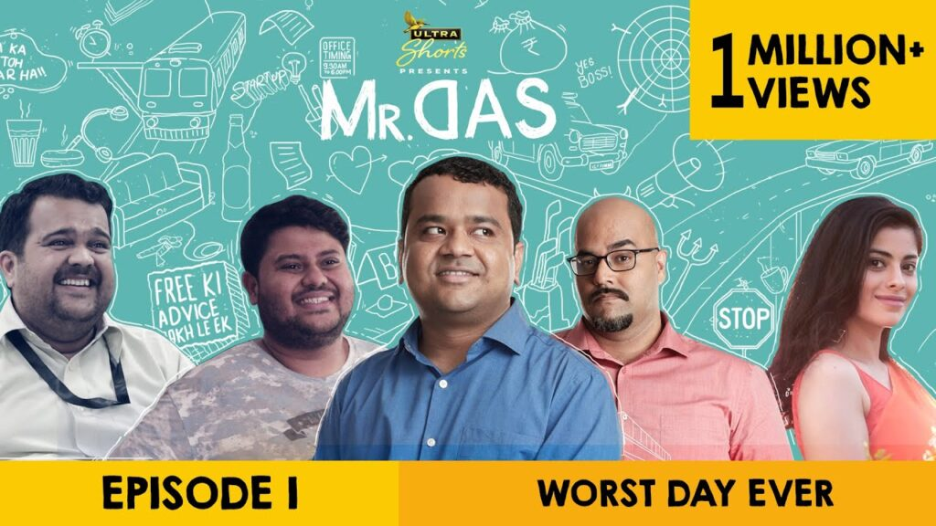 Best web series on youtube Mr Das